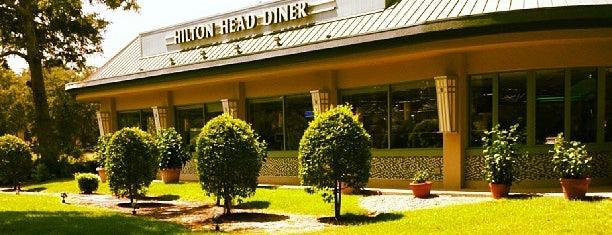 Hilton Head Diner is one of nom nom nom.