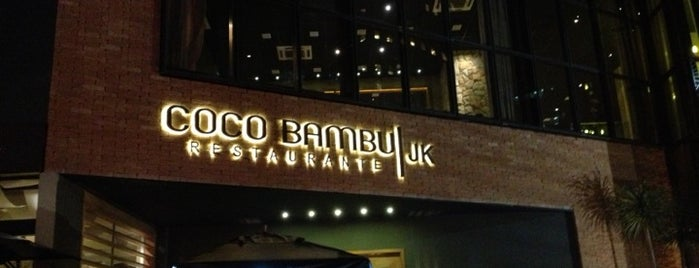 Coco Bambu is one of Favorite Restaurants.
