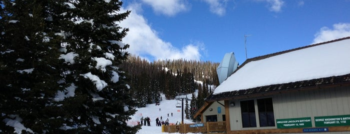 Wolf Creek Ski Area is one of Top picks for Ski Areas.
