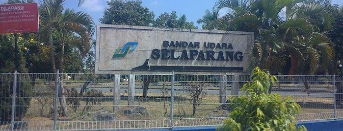 Selaparang International Airport (AMI) is one of mataram.