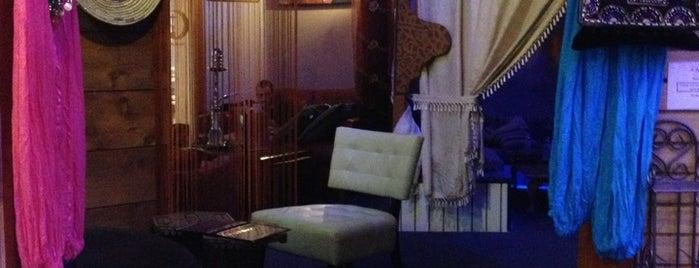 Arabian Knight's Hookah Lounge is one of Lancaster.