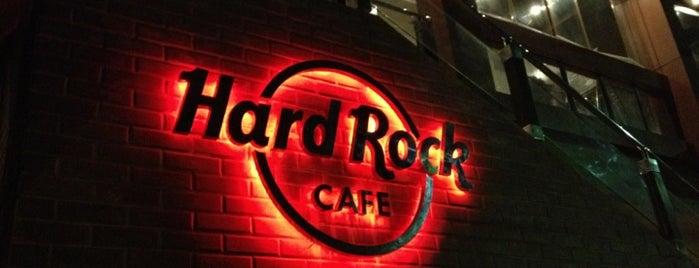Hard Rock Cafe Bali is one of Hard Rock Cafe.