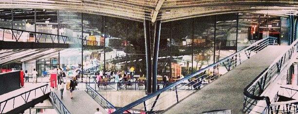 Centro Cultural São Paulo is one of em Sampa.