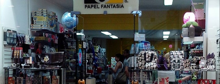 Papel Fantasia Papelaria is one of Colinas Shopping.