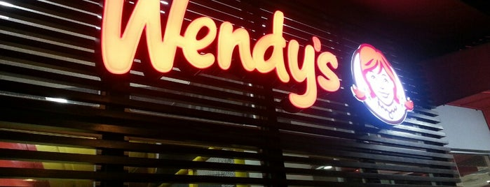 Wendy's is one of 20 favorite restaurants.