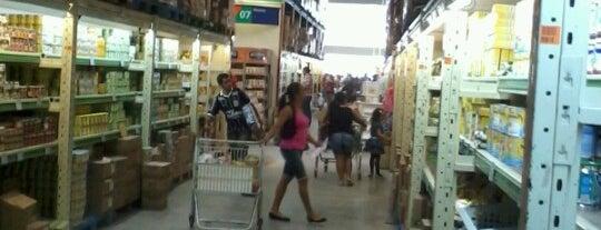 Atacadão Supermercado is one of Campina Grande.