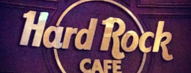 Hard Rock Cafe Denver is one of HARD ROCK CAFE'S.
