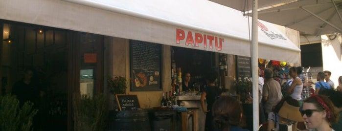 Bar Papitu is one of BCN.