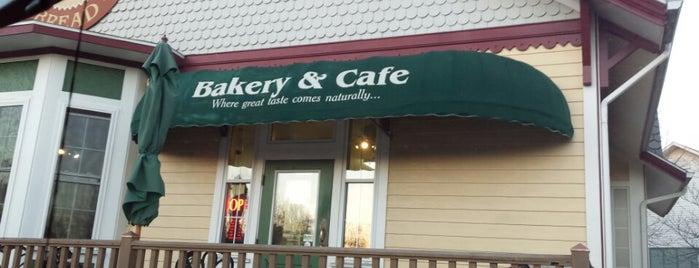 Stone Mill Bread & Flour Company is one of Restaurants in Fayetteville.