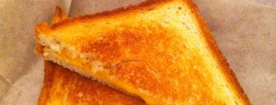 Grilled Cheese & Co. is one of Baltimore Chowdown.