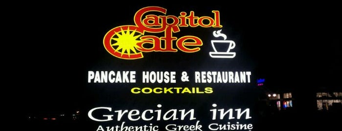 Capitol Cafe is one of Grab a Bite NOW food reviews.