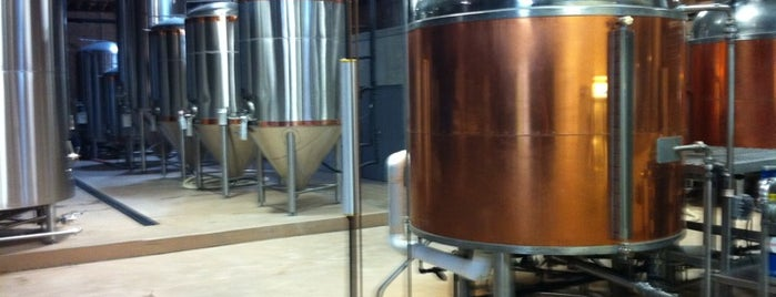 Olde Mecklenburg Brewery is one of What's Brewing in Charlotte?.