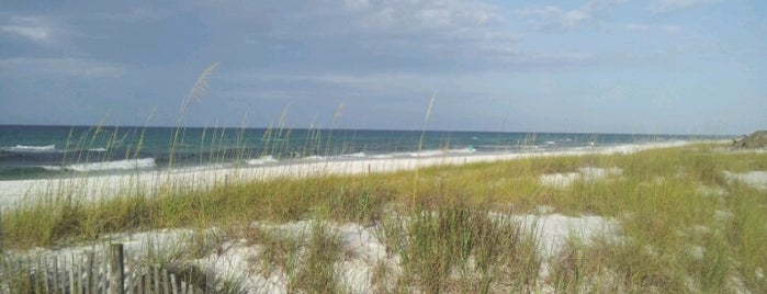 Destin Beach is one of The Ultimate Guide to Getting Lost.