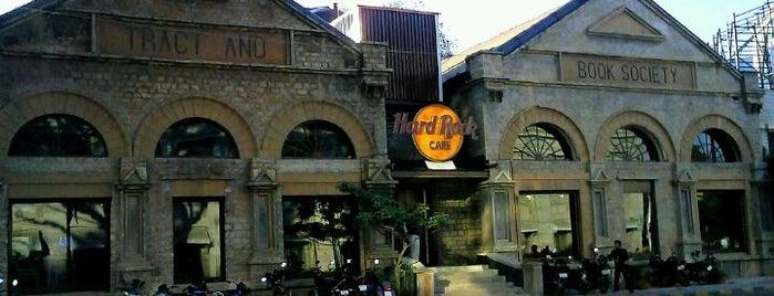 Hard Rock Cafe Bengaluru is one of TODO - Bangalore.