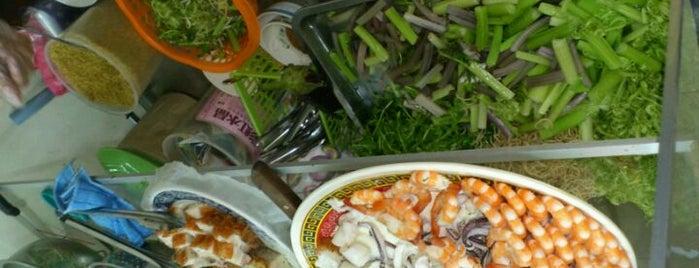 Bún Mắm Cầu Bông is one of Đồ ăn sài gòn.