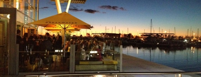 Hillarys Boat Harbour is one of favourite.