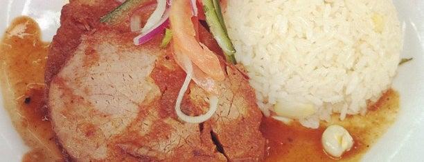 Tanta is one of Restaurants Peruanos en Santiago.
