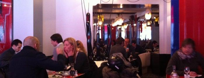 Café Étienne Marcel is one of เที่ยวช้อปปิ้ง Paris!.