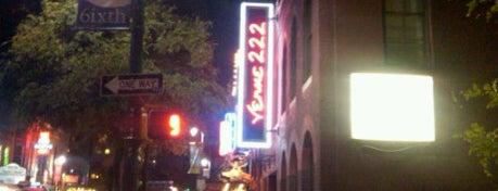 Venue 222 is one of Speakmans SXSW Venues in Austin.