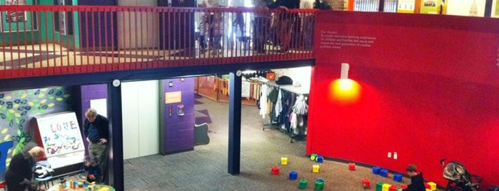 Austin Children's Museum is one of Austin's Best Museums - 2012.