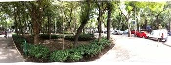 Parque México is one of Mis lugares en México DF.