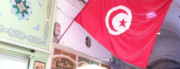 Souk de Gammart is one of Tunis City Badge - Bab el Bahr.
