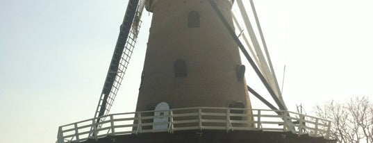 Molen De Windhond is one of Dutch Mills - North 1/2.