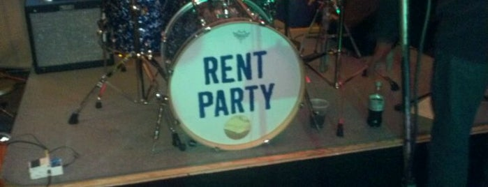 Rent Party is one of Good Cause; Good Times.