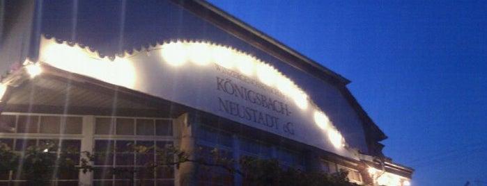 Königsbacher Winzerstuben is one of All-time favorites in Germany.