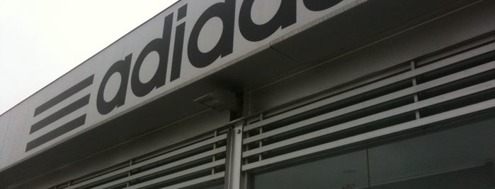 Adidas Outlet is one of Tiendas.