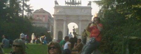 Parco Sempione is one of Milan City Badge - Milano da bere.