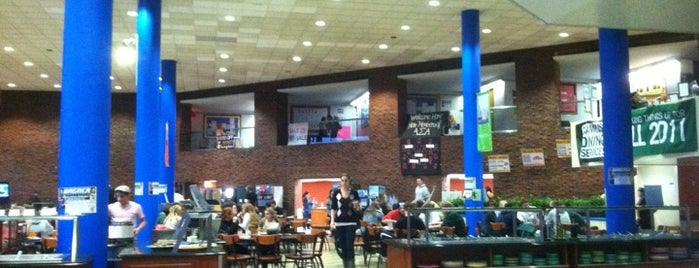 Wagner College Dining Hall is one of PLACES I FREQUENT.