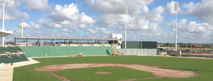 JetBlue Park at Fenway South is one of Red Sox Nation.