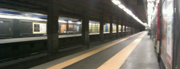 Metro Santa Maria Del Soccorso (MB) is one of Muoversi a Roma.