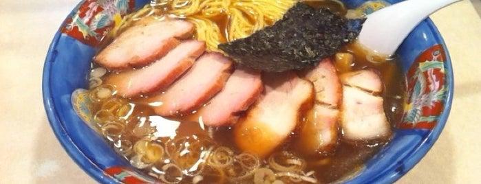 たんたん亭 本店 is one of ラーメン!拉麺!RAMEN!.