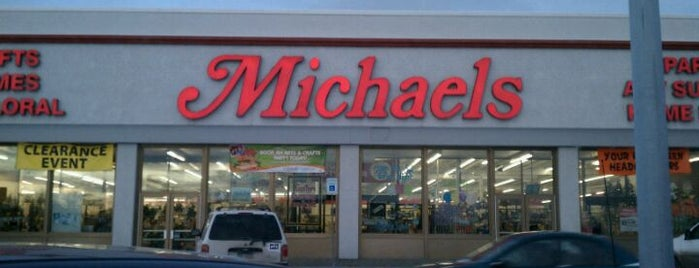 Michaels - Grand Re-Opening 10/23 is one of Shopping.