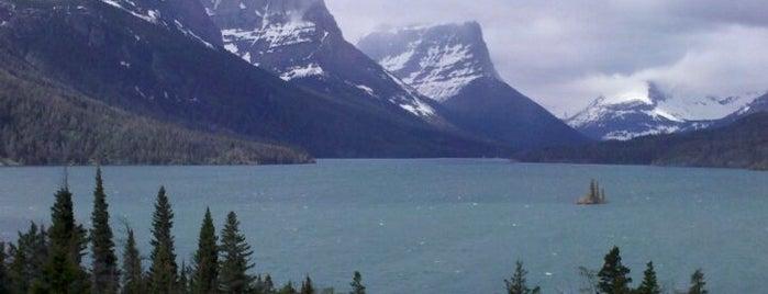Glacier National Park is one of Visit the National Parks.