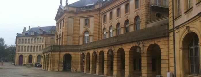 Opéra - Théâtre de Metz is one of Metz.