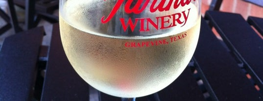 Farina's Winery & Cafe is one of Top Food Picks In DFW.