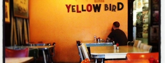 Yellow Bird Cafe is one of Australia City Guide.