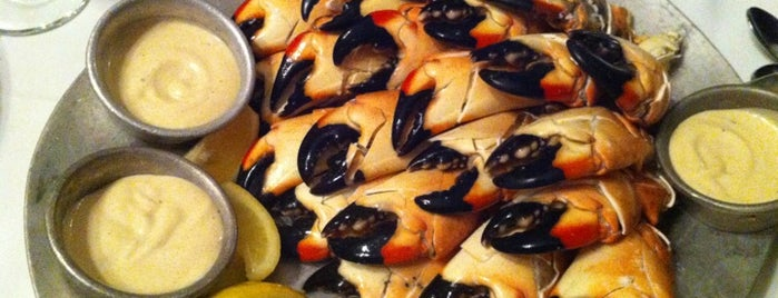 Joe's Stone Crab is one of My Own Private New York.