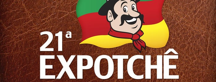 21ª Expotchê is one of Lugares....
