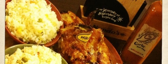Nando's is one of singapore.