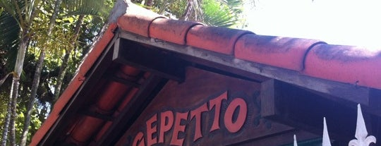 Gepetto is one of Gustavo.