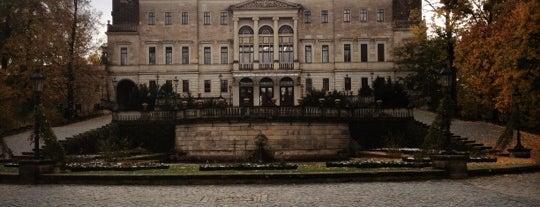 Schloss Albrechtsberg is one of Burgen und Schlösser.