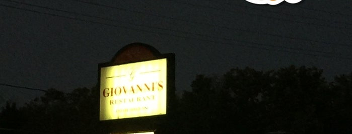 Giovanni's is one of 20 favorite restaurants & more.