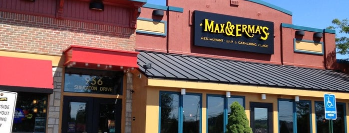 Max & Erma's is one of Eateries!.