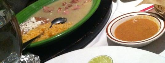 Chili Verde is one of Restaurants.