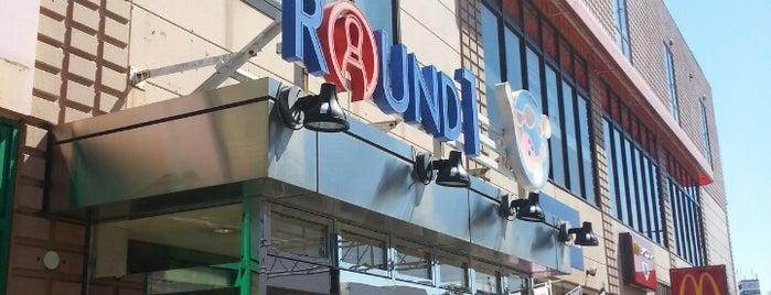 ラウンドワン 八王子店 (Round1 Hachioji) is one of beatmania IIDX 設置店舗.
