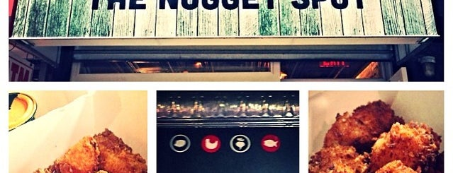 The Nugget Spot is one of Restaurants.